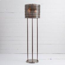 Maxwell Floor Lamp-antique Pewter