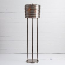Maxwell Floor Lamp-antique Pewter