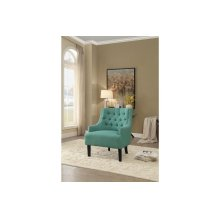 Accent Chair, Teal