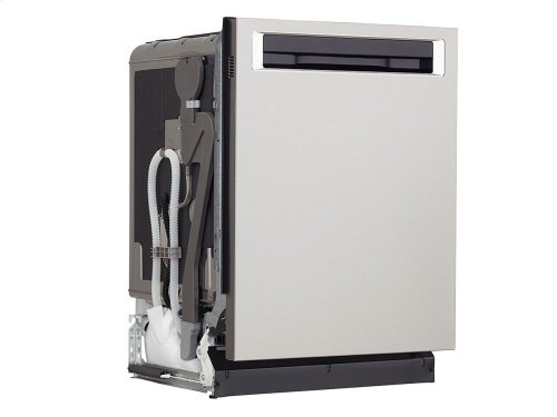 39 DBA Dishwasher with Fan-Enabled ProDry System and PrintShield Finish, Pocket Handle - PrintShield Stainless