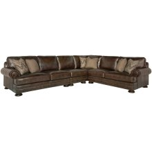 Foster Sectional in Molasses (780)