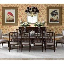 Charleston Regency -  Dining Set