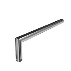 "Polished Nickel - Natural 12"" Shower Arm"