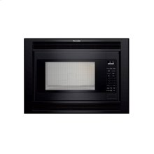 "BLACK BUILT-IN MICROWAVE   OVEN (TRIM KIT AVAILABLE IN 27"" AND 30"")"
