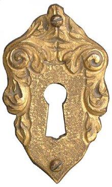 Skeleton Key Rosette Louis XVI Style
