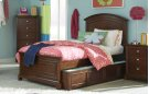 Impressions Panel Bed Twin Product Image