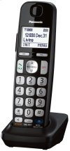 DECT 6.0 Additional Digital Cordless Handset for KX-TGE21, KX-TGE23, KX-TGE24, KX-TGE26, & KX-TGE27 Series