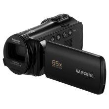 F50 Flash Memory 52x Zoom Camcorder (Blue)