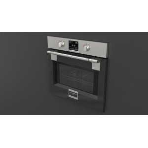"Fulgor Milano30"" Pro Single Oven - Glossy Black"