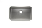 """Classic 003210 - undermount stainless steel Kitchen sink , 27"""" × 16"""" × 8"""" Product Image"""