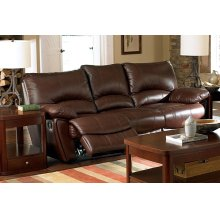Clifford Motion Dark Brown Sofa