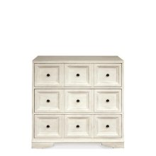 Juniper Bunching Chest Chalk finish