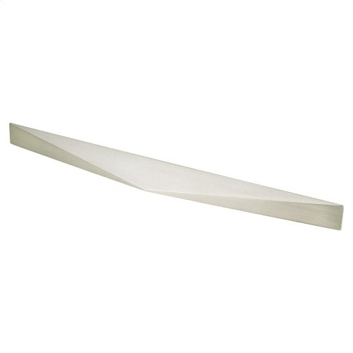 Facet 192mm CC Brushed Nickel Pull