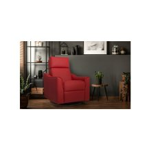 Leonardo Swivel and rocking motion chair (043)