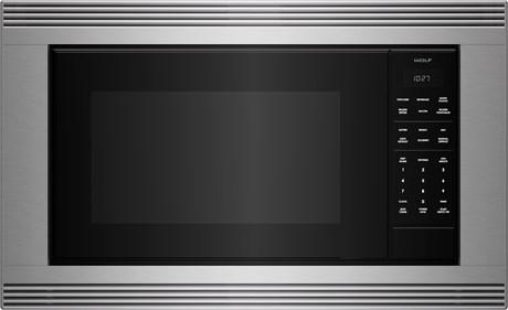 "WolfStandard Microwave 27"" Stainless Trim - E Series"