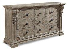 Arch Salvage Wren Dresser - Parchment