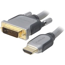 4 ft. Belkin HDMI to DVI Cable
