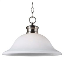 Winterton - 1 Light Downlight Pendant