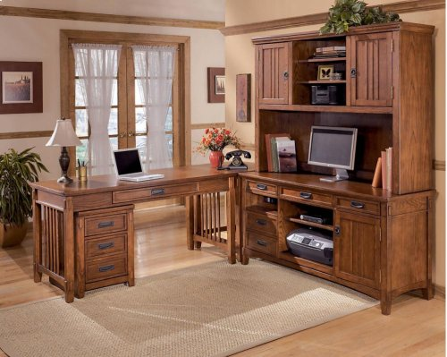 Home Office Corner Table