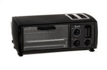 Model DT501B - Two In One Oven Black