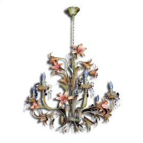 Darroch Six Light Chandelier