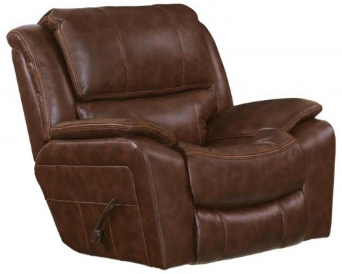 Pwr Reclining Console Loveseat w/Strg, Cupholders, USB