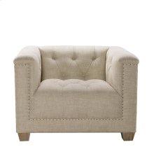 Bergamo Linen Arm Chair