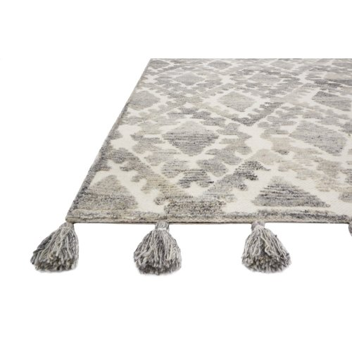 Mh Ivory / Silver Rug