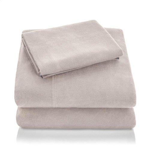 Portuguese Flannel - King Pillowcase Pacific