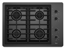 30-inch Gas Cooktop with two 12,500 BTU Power Burners