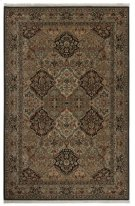 Empress Kirman Black Rectangle 5ft 9in X 9ft Product Image