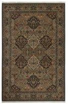 Empress Kirman Black Rectangle 5ft 9in X 9ft Product Image