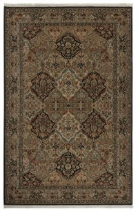 Empress Kirman Black Rectangle 10ft X 14ft Product Image