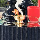 Stretched Compote-Brass Product Image