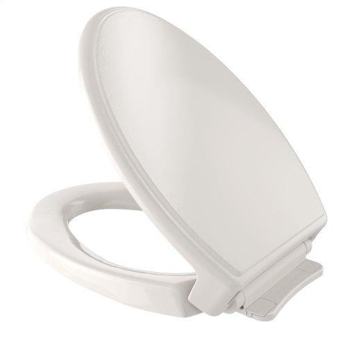 Traditional SoftClose® Toilet Seat - Elongated - Sedona Beige