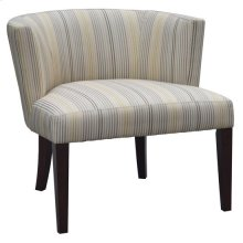 Maxwell Striped Lounge Chair