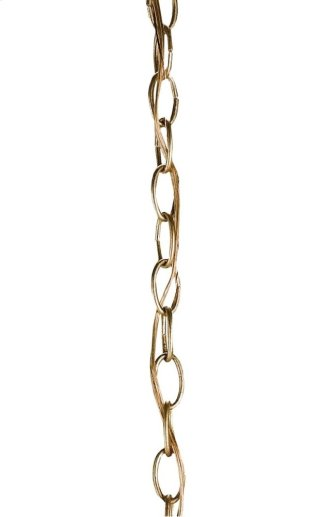 Chain-6' Brass - 6 feet