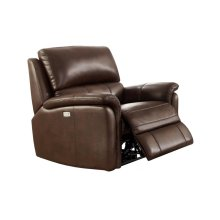 Power Recliner in Ziggy-Cocoa