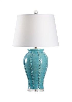 Luigi Lamp - Turquoise