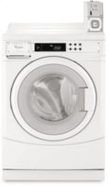 """Whirlpool® 27"""" High Efficiency Front-Load Commercial Washer with Metercase, CEE Tier II and Energy Star qualified"""