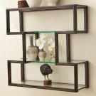 One Up Wall Shelf-Bronze Finish Product Image