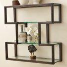 One Up Wall Shelf-Bronze Finish Product Image