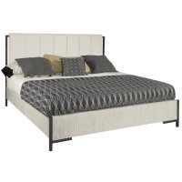 Sierra Heights King Upholstered Bed Product Image