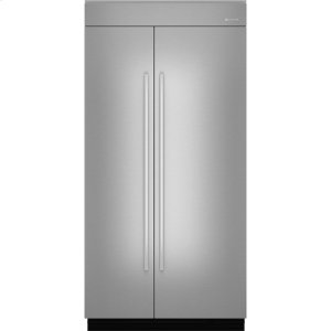 "Jennair42""(w) Fully Integrated Built-In Side by Side Refrigerator Panel Kit."