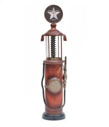 Gas Pump Sculpture