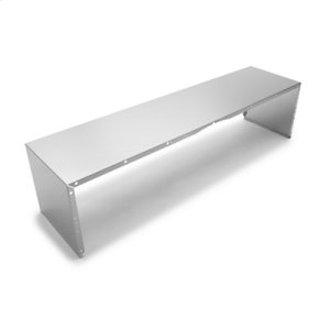 Jenn-AirFull Width Duct Cover - 48 in. Stainless Steel
