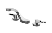 Ametis Widespread Lavatory Faucet