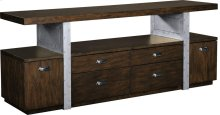 Brunell Cooke Entertainment Console