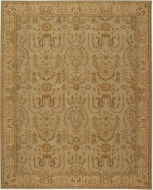 Hard To Find Sizes Grand Parterre Pt02 Quary Rectangle Rug 9' X 11'