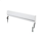 Frigidaire White Slide-In Range Adjustable Metal Backguard Product Image